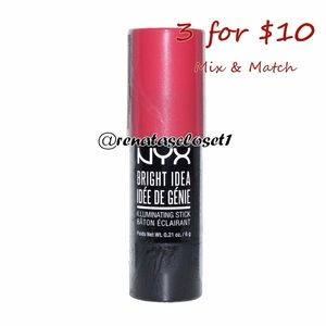 NYX Bright Idea Illuminating Stick NIP, Sealed